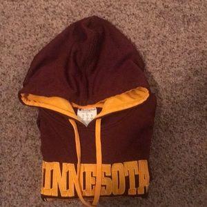 University of Minnesota Hooded Sweatshirt
